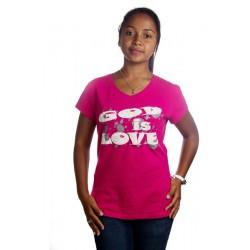 Body femme rose