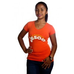 Body femme safiko orange