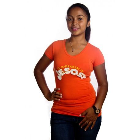 Body femme safiko orange