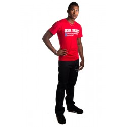 T-shirt Jesoa Kristy Fahazavan'ny Fiainako rouge