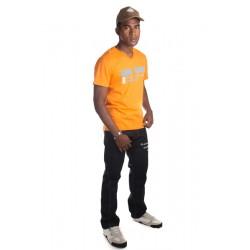 T-shirt Jesoa Kristy Fahazavan'ny Fiainako orange