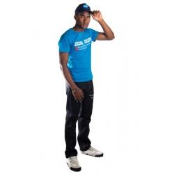 T-shirt Jesoa Kristy Fahazavan'ny Fiainako bleu